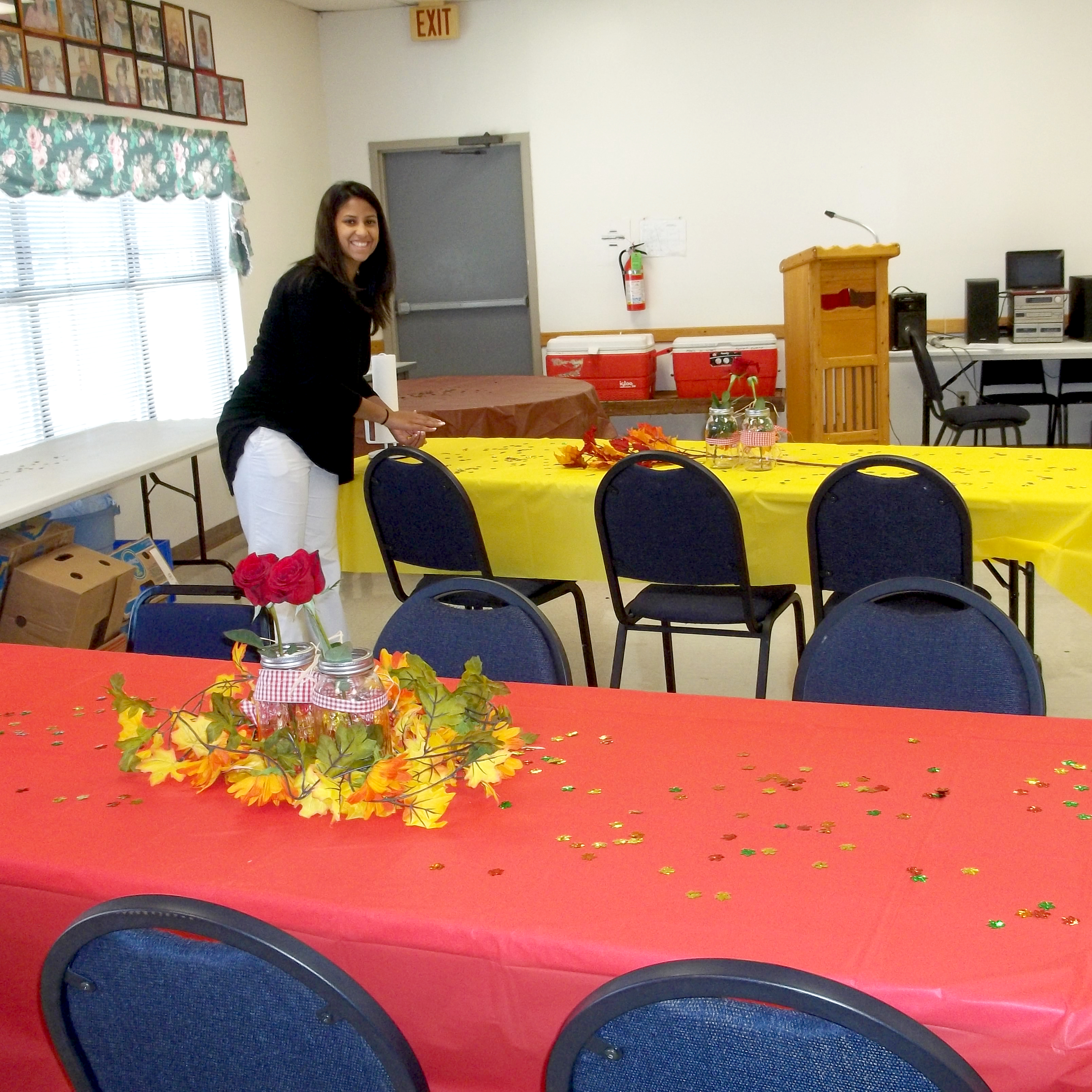 Senior Center Banquet Room