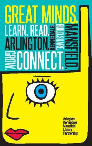 Arlington Kennedale Mansfield Library Partnership Graphic